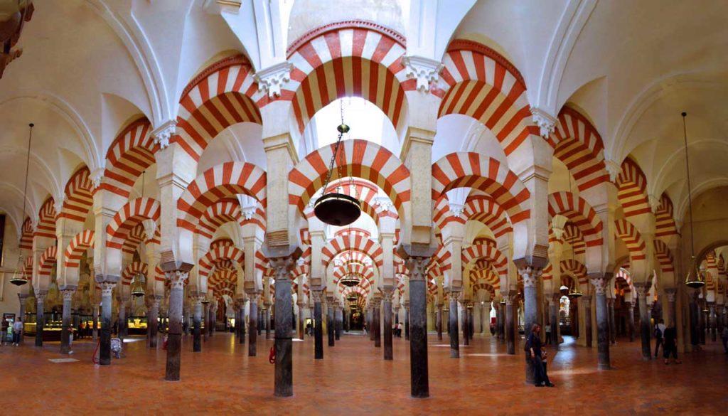 Mezquita Cordoue Andalousie